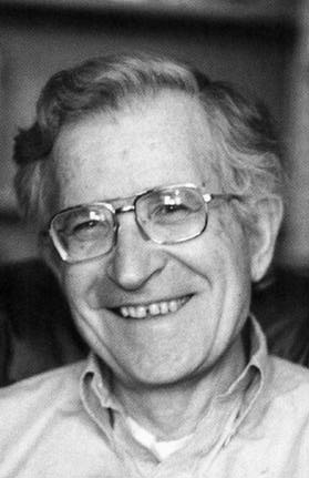 under the scope of second language acquisition (SLA). Noam Chomsky
