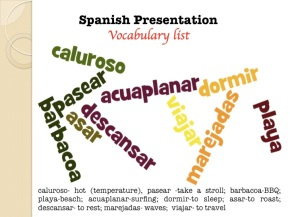 L2 and ELL Vocabulary Activity including Cognates