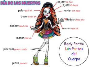 Dia de los Muertos/ Day of the Dead themed L2activity