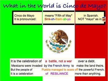 CINCO FACTS
